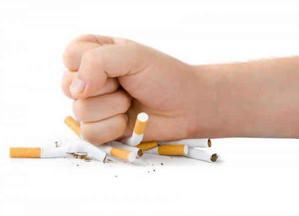 Tabagismo - Menos Cigarro, mais vida