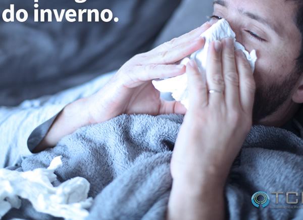 Conheça as 6 doenças mais comuns no inverno